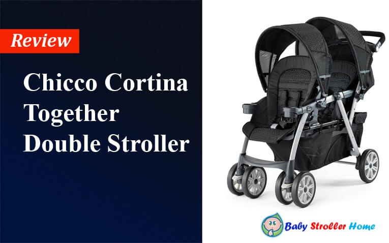 cad75c676 Chicco Cortina Travel System Double Stroller | Joshymomo.org