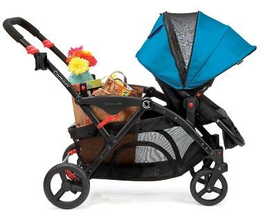Contours Options Elite Tandem Stroller Review