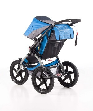 BOB Sport Utility Single Stroller Review