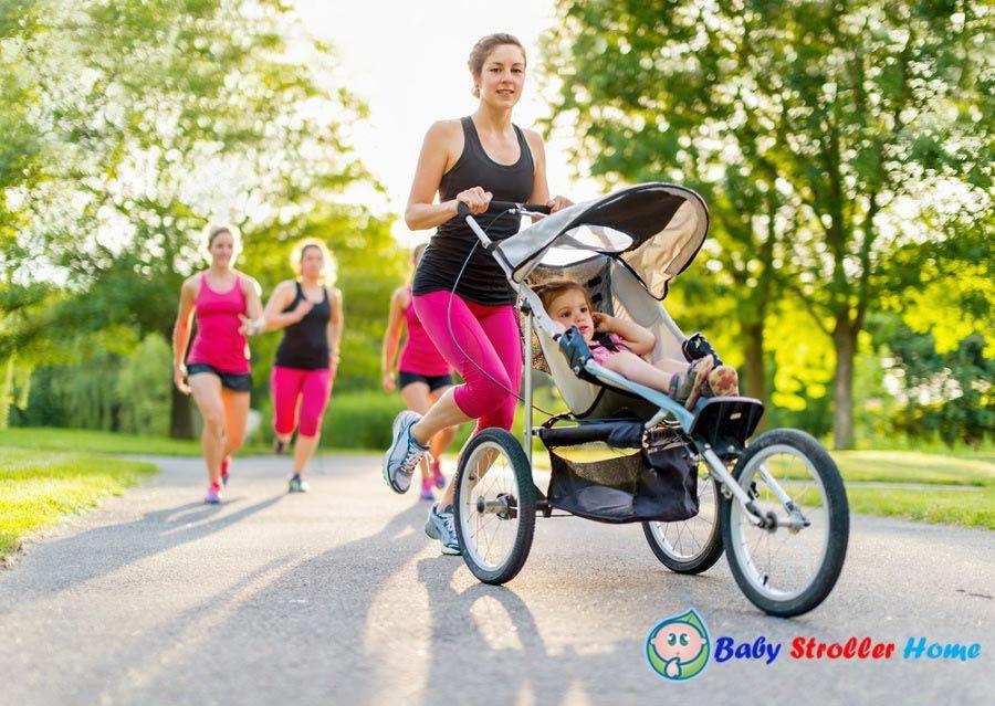 best baby jogging stroller