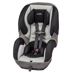 EvenfloSureRide DLX Convertible Car Seat