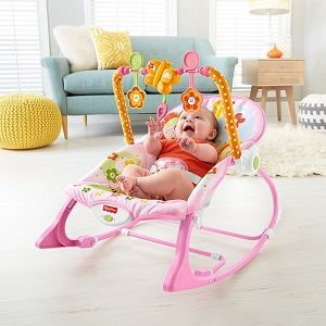 a40b0a085e92 5 Best Baby Bouncers And Rockers Reviews For 2018 - Buyers Guide