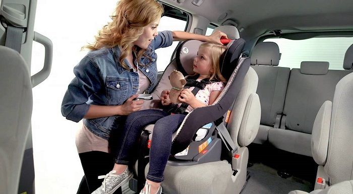 Convertible Car Seats - Must Have