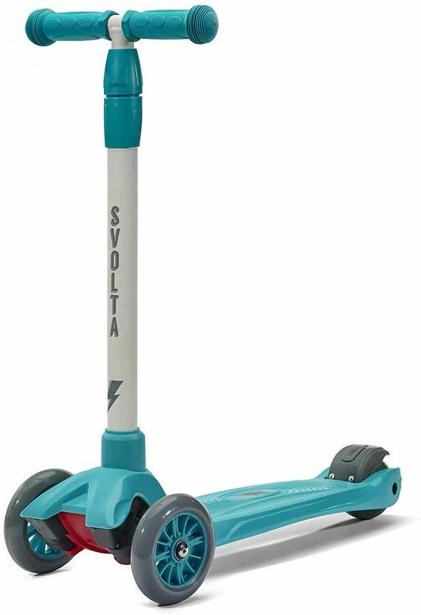 SVOLTA Mega 3 Wheel Scooter Kids review