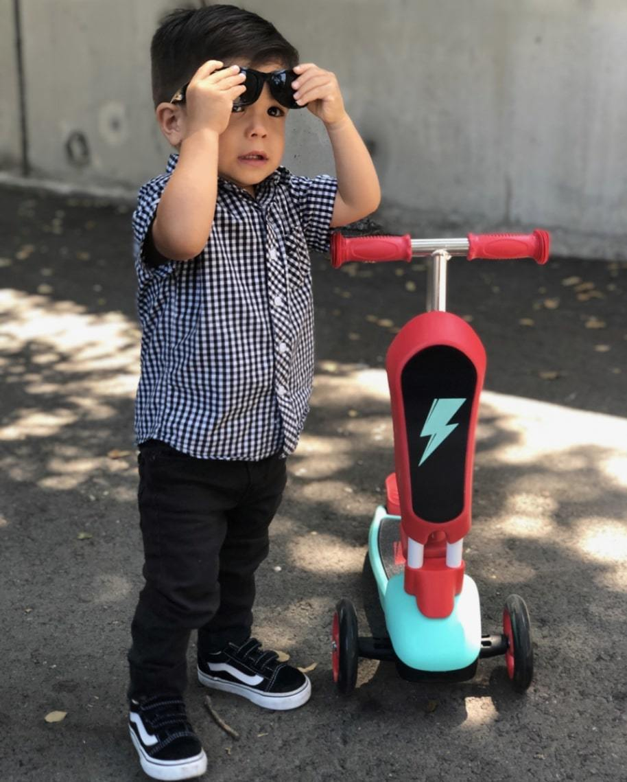 svolta kid scooter review test