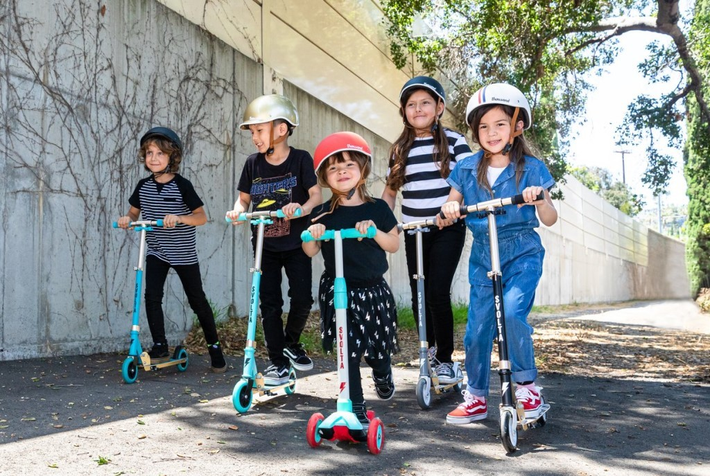 svolta ride kid scooter amazon discount